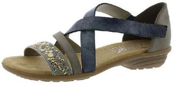 Rieker Ladies Sandals V3405-42